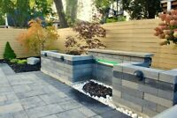 Free Quote! Quality Landscaping & interlocking work!!