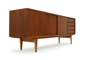Mid Century Teak Sideboard Made in Denmark