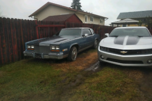 Classic 2 Door Cadillac Biarritz Coupe Restoration at only $600