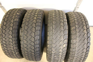 4 Winter Tires 233/70/R16
