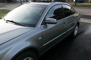 2002 Volkswagen Passat 1.8 turbo Sedan