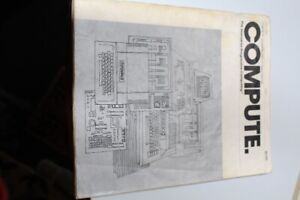 2 old Issues of Compute Magazine, Issue #1 and #4