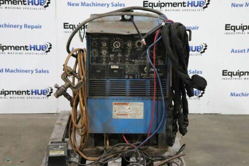 Miller Syncrowave 250 AC/DC Tig Welder, 1PH