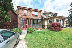 Recently Renovated 3 Bedroom Executive Home in Mimico