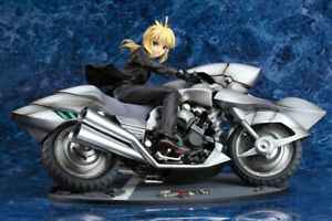 Anime Figure - Fate - Saber & Saber Motored Cuirassier