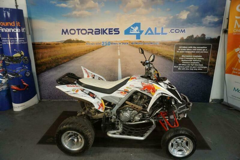 Used, YAMAHA YFM 700 RAPTOR 700 660cc 2013 for sale  Malvern, Worcestershire