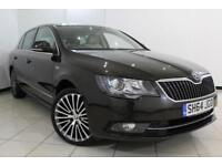 2014 64 SKODA SUPERB 2.0 LAURIN AND KLEMENT TDI CR DSG 5DR AUTOMATIC 168 BHP DIE