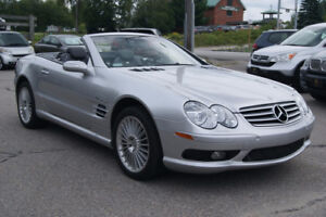 2004 Mercedes-Benz SL-Class 55 AMG Convertible| NO COLLISIONS!
