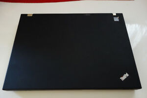 Lenovo ThinkPad T61 Duo core laptop   /W10/Excellent condition