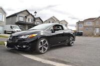 2014 Honda Civic SI Coupé - 347$/month for 2 years