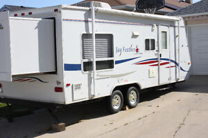 Jayco Jay Feather 213 with slideout Great shape.