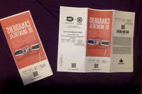 2 montreal canadiens tickets vs boston Nov 7th at bell centre