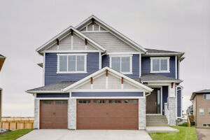 Absolutely Stunning Chestermere New Build!