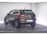 2013 Volkswagen Polo 1.4 (85ps) Match Petrol brown Manual