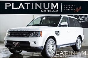 2013 Land Rover Range Rover Sport HSE/ SUNROOF/ LEATHER/ NAVIGAT