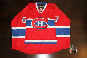 Sewn Montreal Jersey......New Condition
