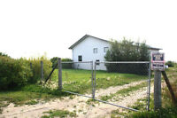 PRICE REDUCED!! Vacant Land For Sale w/ Shop in Melfort