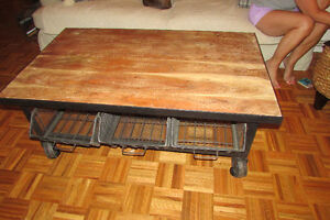 William Sheppee Foundry Table (coffee table)