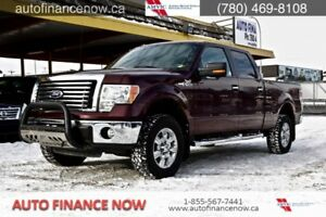 2010 Ford F-150 Lariat Supercrew $148 biweekly 4WD REDUCED CHEAP