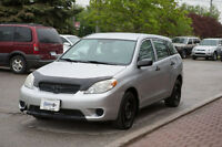 2003 Toyota Matrix - Well Maintained - Certified and E-tested