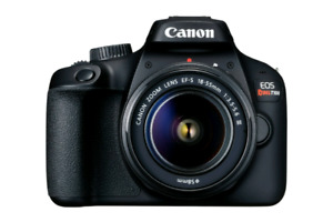 Brand NEW Canon DSLR Camera