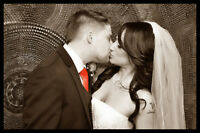 Professional wedding photography and videography services