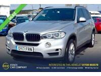 2017 BMW X5 2.0 XDRIVE25D SE 5d 231 BHP Estate Diesel Automatic
