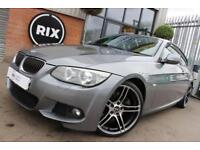 2011 11 BMW 3 SERIES 3.0 325D M SPORT 2D 202 BHP DIESEL