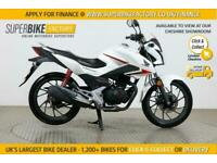 2018 68 HONDA CB125 BUY ONLINE 24 HOURS A DAY