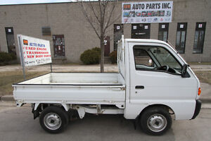 1996 Suzuki Mini Pickup Truck