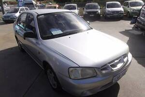 2002 Hyundai Accent Hatchback Beaconsfield Fremantle Area Preview