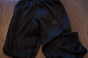 PANTALON ADIDAS SMALL JUNIOR NOIR