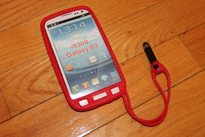 Cell Phone Cover with Stylus Pen - Samsung Galaxy S3