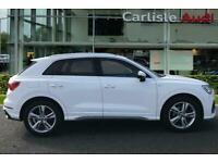 2019 Audi Q3 S line 35 TFSI 150 PS 6-speed Estate Petrol Manual