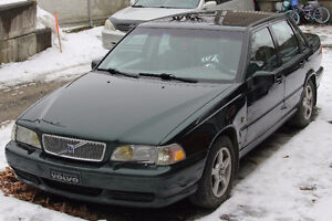 1999 Volvo S70 AWD Berline