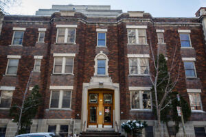 Downtown 2 bedroom appartment Atwater, Concordia, Dawson