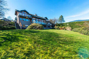 552 Beachview, Luxury Ocean front house for rent in North Van North Shore Greater Vancouver Area image 6