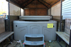 Hot tub mounted Trailer- Fun or Business Opportunity