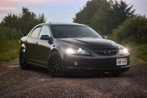 Mazdaspeed 6 (Price Drop)