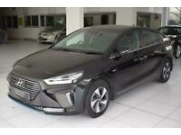 2017 Hyundai Ioniq 1.6 h-GDi Premium DCT (s/s) 5dr Auto Hatchback Petrol/Electri