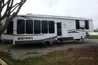 Sierra Fifth Wheel by Forest River