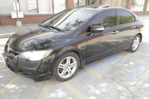 2006 ACURA CSX TOURING WITH SUNROOF - NEED IT GONE