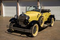 Shay Super Deluxe Model A Roadster