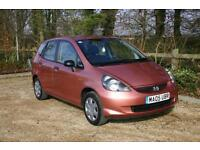 Only done 57629 Miles HONDA JAZZ with EXCELLENT SERVICE HISTORY and NEW MOT