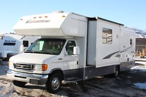 """ADVENTURER 290 DS """"CLASS C"""" WITH 2 SLIDE OUTS!!"""