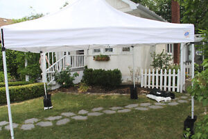 10x10 E-Z UP instant pop-up canopy tent