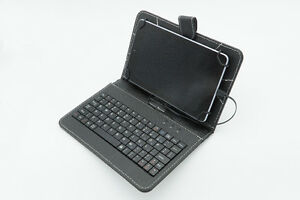 Nexus 7 Andriod Tablet with case and keyboard
