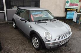 An Extremely Well Looked After Mini One Diesel Fantastic Condition 49 MPG Av.