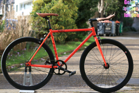 Free to Customise Single speed bike road bike TRACK bikeuiytuikjjtr