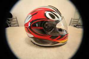 Shoei APEX RF-800 Motorcycle Helmet: New